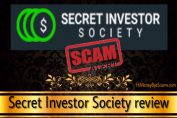 Secret Investor Society scam review