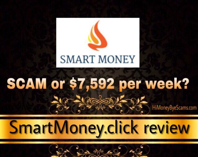 SmartMoney.click scam