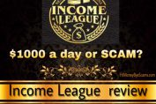 Is Income League a scam? Review