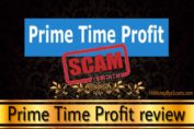 Prime Time Profit scam review