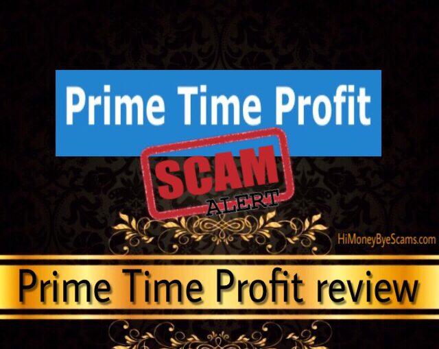 Prime Time Profit scam review