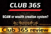 Is Club 365 a scam? Review