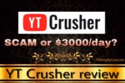 YT Crusher review scam