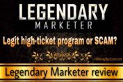 Is Legendary Marketer a scam? Review