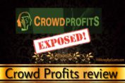 Crowd Profits review scam
