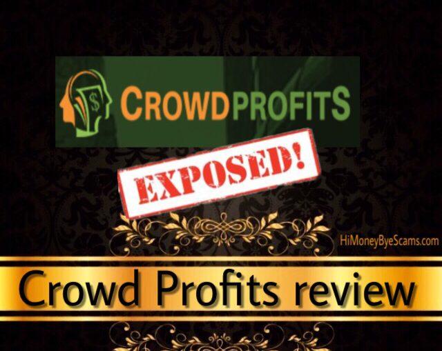 Crowd Profits review scam
