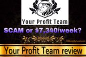 Your Profit Team scam review