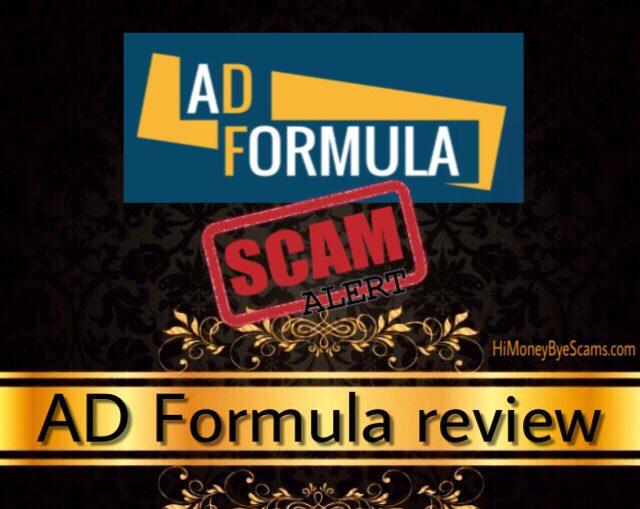 AD Formula review scam