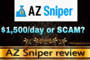 AZ Sniper review scam
