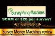 Survey Money Machines review - Hailey Gates SCAM exposed!