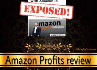 Amazon Profits scam review