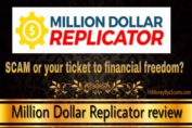 Million Dollar Replicator scam review