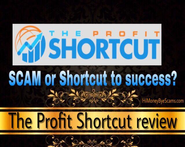 The Profit Shortcut review scam