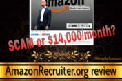 AmazonRecruiter.org scam review