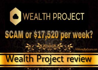 Wealth Project review scam