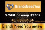 Brands Need You review scam