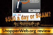 ShopperWeb.org scam review
