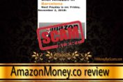 AmazonMoney.co scam review