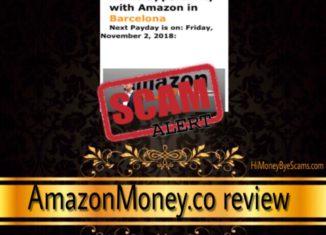 AmazonMoney.co scam review