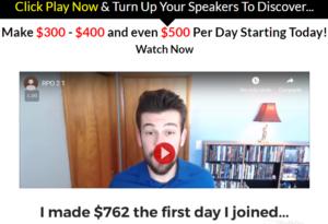 Real Profits Online scam fake testimonial
