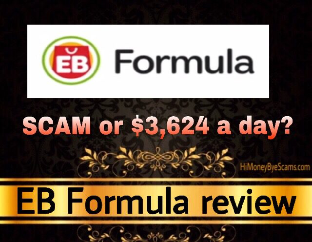 Is EB Formula a scam review