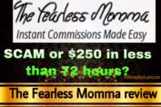 Is The Fearless Momma a scam review