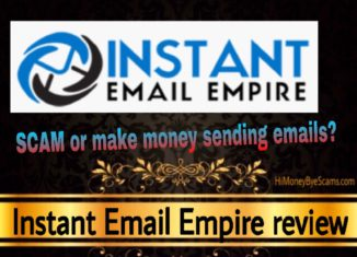 Instant Email Empire review scam