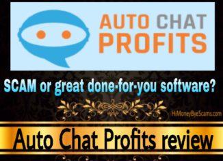 Auto Chat Profits scam review