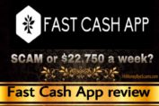 Fast Cash App review scam
