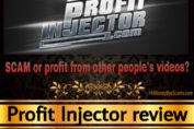 Profit Injector review scam