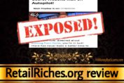 RetailRiches.org scam review