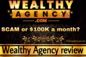 Wealthy Agency review sca