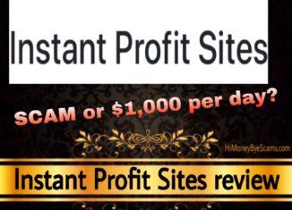 Instant Profit Sites review scam