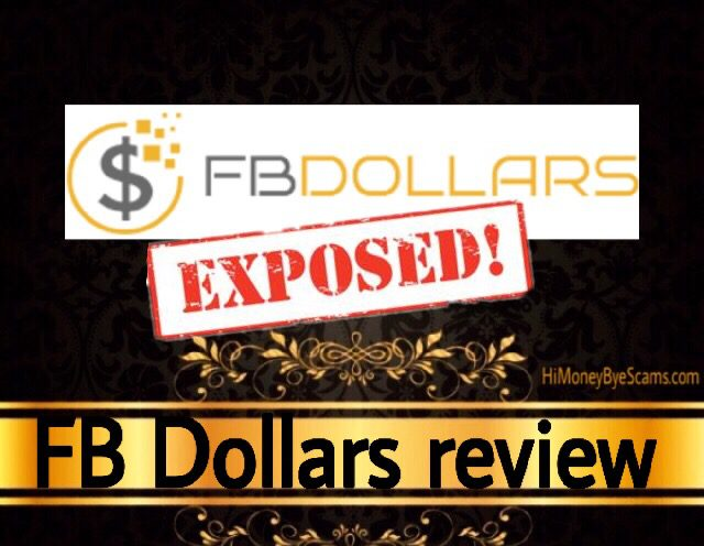 FB Dollars review scam