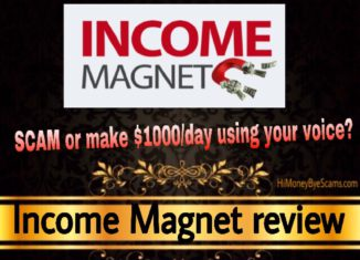 Income Magnet review scam