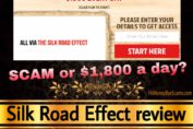 Silk Road Effect review scam
