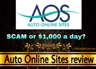 Auto Online Sites review scam