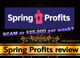 Spring Profits review scam