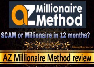 AZ Millionaire Method review scam