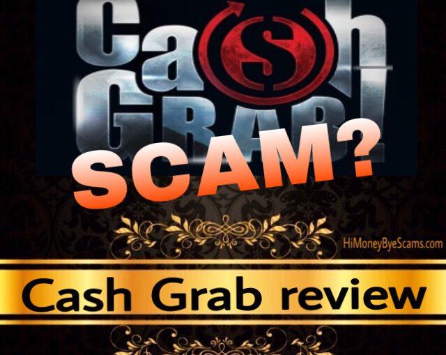 Cash Grab review scam