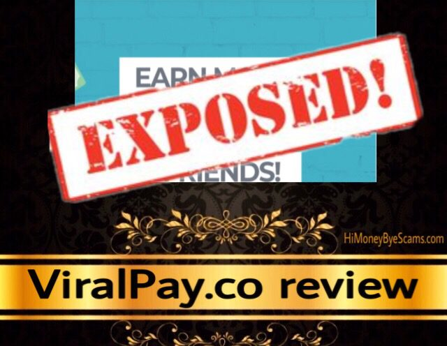 ViralPay.co scam review