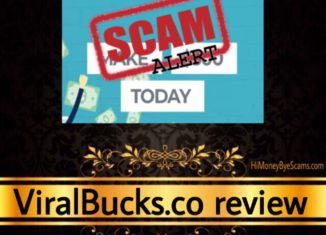 ViralBucks.co scam review