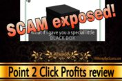 Point 2 Click Profits scam review