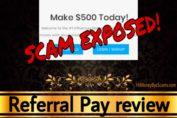 ReferralPay.co review scam