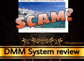 DMM System review scam