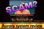 Aurora by Brendan Mace review scam