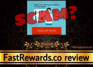 FastRewards.co scam review