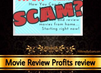 Movie Review Profits review scam