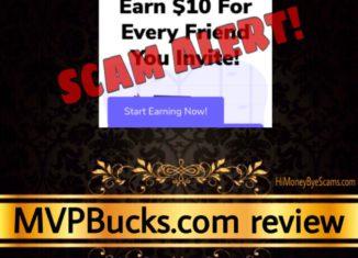 MVPBucks scam review