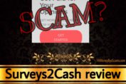 Surveys2Cash review scam